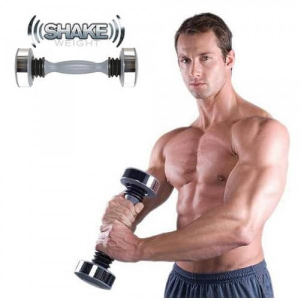 "Гантель ""SHAKE WEIGHT for Man""7"